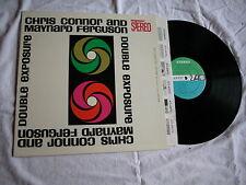 Chris Connor Double Exposure with Maynard Ferguson mint original stereo
