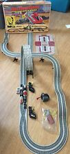 Vintage 1989 Tyco Twin Turbo Trains Electric Track And Train Set