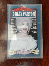 Dolly Parton. The Little Things. Single Cassette. Free P&P A576
