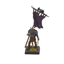 VAMPIRE COUNTS Standard bearer Banner Grave Guard #1 PRO PAINTED Fantasy Death