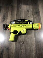 NEW Hyper Pet K-9 Kannon Mini Tennis Balls Launcher Cannon Thrower Storage NIP