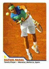 "RAFAEL NADAL 2008 ""1ST EVER PRINTED SPORTS ILLUSTRATED TENNIS ROOKIE CARD! SPAIN"