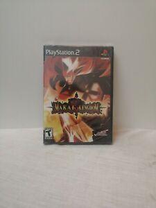 Makai Kingdom (Sony Playstation 2 ps2) BRAND NEW Factory Sealed