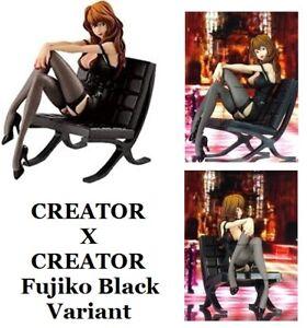 -=] BANPRESTO - Lupin III Creator x Creator Fujiko Black Margot [=- IPER RARE!!
