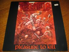 MAN-Pleasure to kill LP, Noise GERMANY 1986,ois,9 tracks, MEGARAR, EXCELLENT!!!