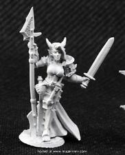 Reaper Miniature Dark Haven Legends S'kara - Female Skoli Warrior RPR 03811