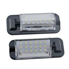 2Pcs 18Led Car High Power White License Plate Light For Bmw E36 318I 328I M3 M9R