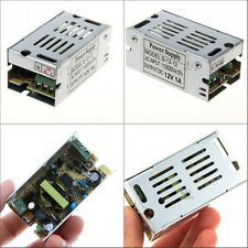 Universal AC/DC Voltage Converter Regulated Switch LED Power Supply 12V 12W