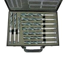 10x Spiralbohrer HSS 14-23mm Aufnahme MK2 DIN345 Typ N Set CF Germany NEU