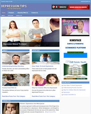 Depression Tips Website Business For Sale Work From Home Business Opportunity