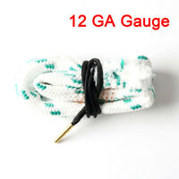 Bore Snake 12 Cal GA Gauge Boresnake Barrel Bronze Cleaner Kit Hunting