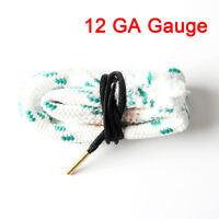 Bore Snake 12 Cal GA Gauge Boresnake Barrel Bronze Cleaner Kit Hunting