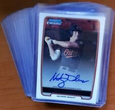 2012 Bowman Chrome Prospects MLB Autograph Rookie RC AUTO - You Pick the Card
