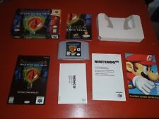 Shadowgate 64: Trials of the Four Towers (Nintendo 64, 1999) -Complete