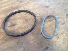 New Farmall Cub Fan Belt And Generator Belt Set