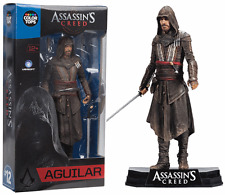 "Assassins Creed película Aguilar Color Tops Azul 7"" Figura Mcfarlane Toys En Stock"