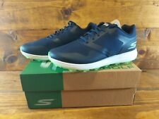 Skechers Womens Go Golf Max Fade Golf Shoes Navy Size 7 Wide New