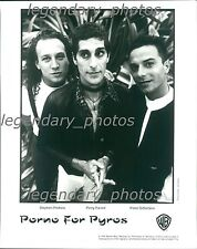 Porno For Pyros Warner Brother Records Original Press Photo