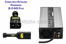 New 36 Volt EZGO Golf Cart Battery Charger 36V Ez Go Club Car DS Ez-Go PowerWise