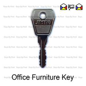 Filing Cabinet, Desk, Office Key 18, 78, 35, AA, AB Series Bisley Spare Keys