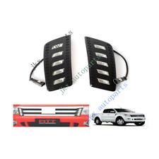 2x LED Daytime Running Lamp for Ford Ranger T6 PX XLT WILDTRAK HI-RIDER 2012+ k