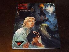 Lepage - La Terre sans mal + 8 pages - Dupuis - EO