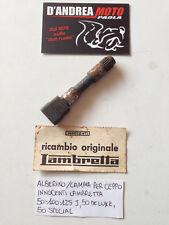 ALBERINO/CAMMA CEPPO INNOCENTI LAMBRETTA 50-100-125 J, 50 DE LUXE, 50 SPECIAL