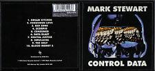 MARK STEWART - CONTROL DATA - CD ottime condizioni M/EX