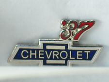 1937 Chevrolet Pin ,  37 Chevy Auto Lapel Pin , Hat Tack , (**)