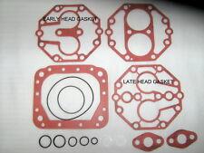 YORK 210, 209 A/C COMPRESSOR GASKET KIT W/FIBER GASKETS AMC/FORD/MERCEDES