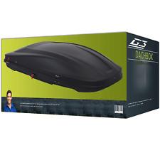 G3 Spark 520 in schwarz, matt - Dachbox - NEU Gepäckbox