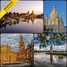 4 Tage 2P Dresden 4★ Hotel Quality Kurzurlaub Wochenende Städtereise Urlaub