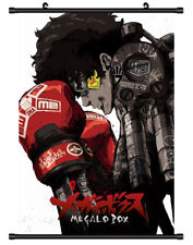5279 Megalo Box Decor Poster Wall Scroll cosplay