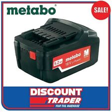 Metabo 18V Lithium-Ion Ultra Li-Extreme-Power 5.2 Ah Battery Pack 6.25592