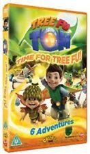 Excellent - Tree Fu Tom - Time For Tree Fu [DVD], DVD, David Tennant,