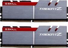 G.Skill Trident Z silber/rot DIMM Kit 8GB, DDR4-4133, CL19 (F4-4133C19D-8GTZ)