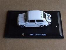 Leo Models CAR DIE CAST 1:43 NEW - FIAT ABARTH 850 TC CORSA 1963  [MV-13 ]