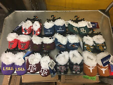 Baby Booties Slippers Shoes Dallas Cowboys Texas LSU A&M Texans UTSA TECH STATE