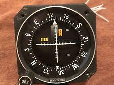 Bendix/King KI-204 VOR/LOC/conv and Glideslope Ind.