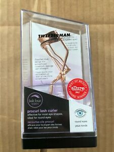 Tweezerman ProCurl Lash Curler - Rose Gold