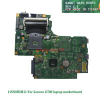 11SN0B5M11 For Lenovo G700 laptop Intel motherboard BAMBI REV:2.1 HM76 USB3.0