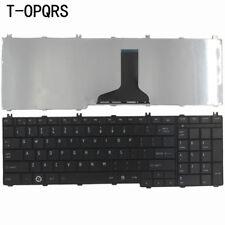 New for Toshiba Satellite L775 L775D L750 L755 laptop Keyboard black