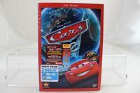 Cars 2 (Blu-ray/DVD, 2011, 2-Disc Set) SEALED