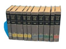 New listing Gateway To The Great Books Complete Set Volumes 1-10 Britannica 1963 Vintage Hc