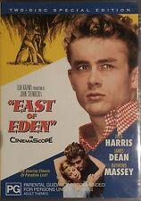 East Of Eden (DVD, 2005, 2-Disc Set)  James Dean  BRAND NEW & SEALED