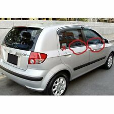 GENUINE HYUNDAI Getz 5 Door Rubber Window Molding Trims, Weather Strips 4pcs