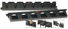 Rapala LOCK N HOLD fishing rod holder rack storage wall or ceiling pole PGRH-6