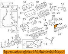 GM OEM-Engine Intake Manifold Gasket 97363570