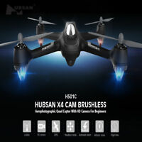 Hubsan X4 H501C Drone 2.4G Brushless RC Quadcopter W/ 1080P HD Camera GPS RTF US