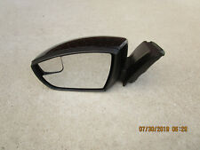 12-14 FORD FOCUS DRIVER LH SIDE POWER NON-HEATED TURN LIGHT EXTERIOR DOOR MIRROR